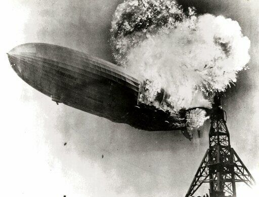 It's Just the Hindenburg, NBD